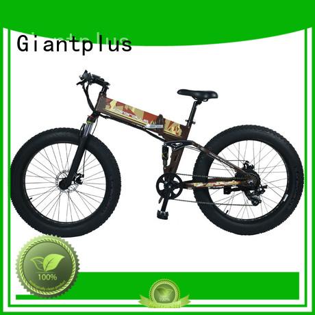 terrain foldable wheels OEM wholesale e bikes Giantplus