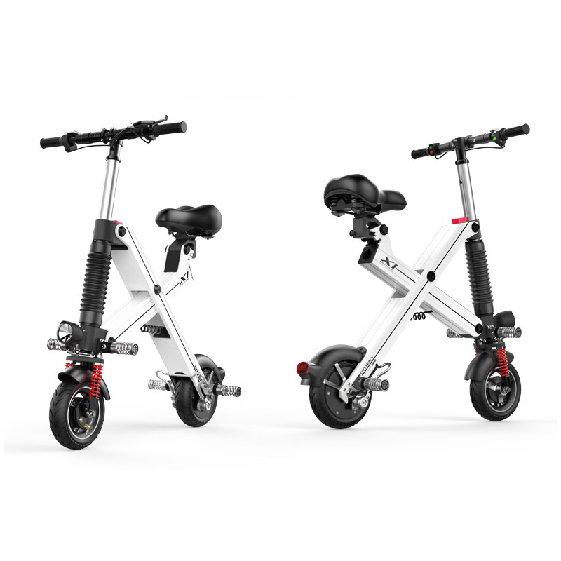 Giantplus-Find Price Of Electric Scooter Battery Power X1 Folding Electric Scooter-2