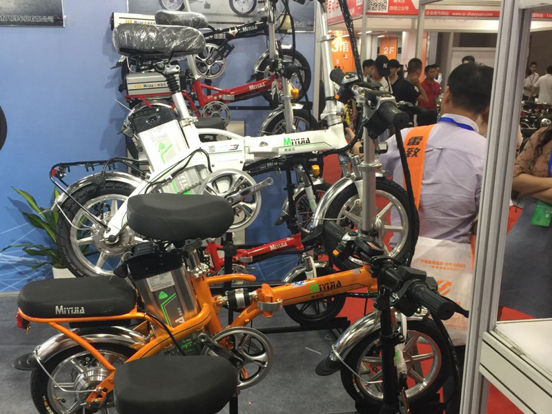 Giantplus-Giantplus Participating The 28th China International Bicycle Exhibition-2