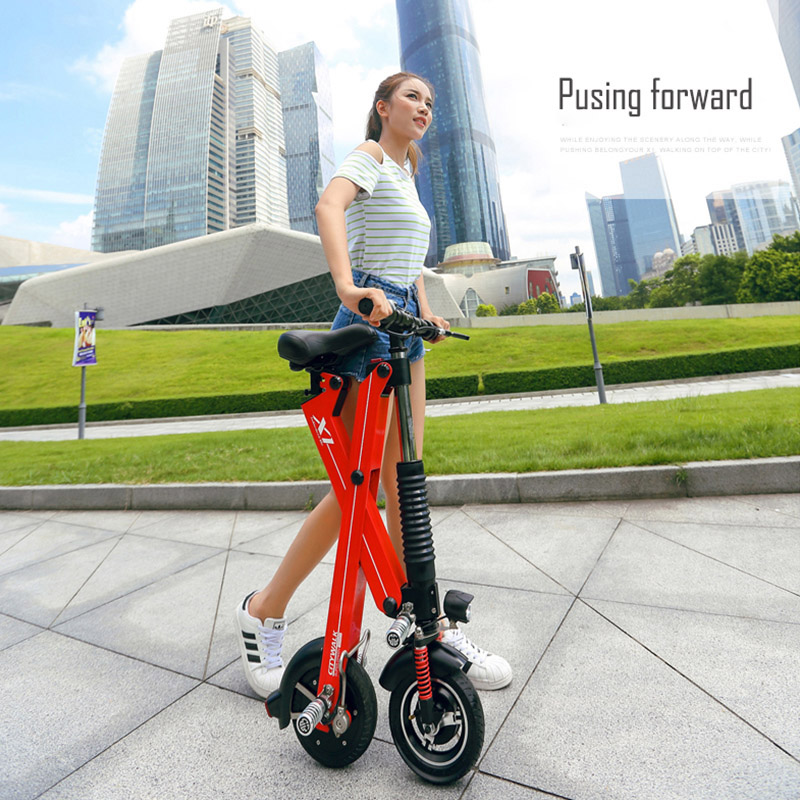 Giantplus-Find Battery power X1 folding electric scooter On Giantplus-28