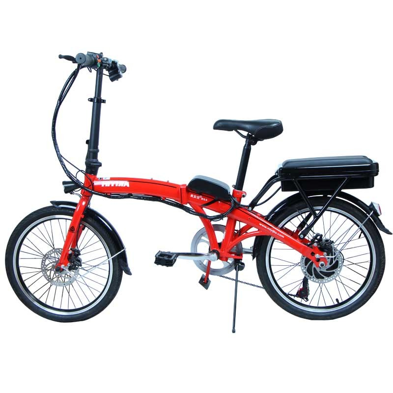Fashion red BM1 the fun commuting ebike