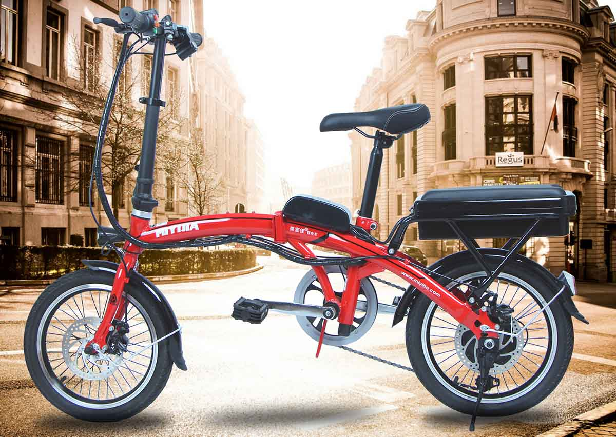 Giantplus-Electric Bicycle For Sale | Fashion Bm1 The Fun Commuting Ebike