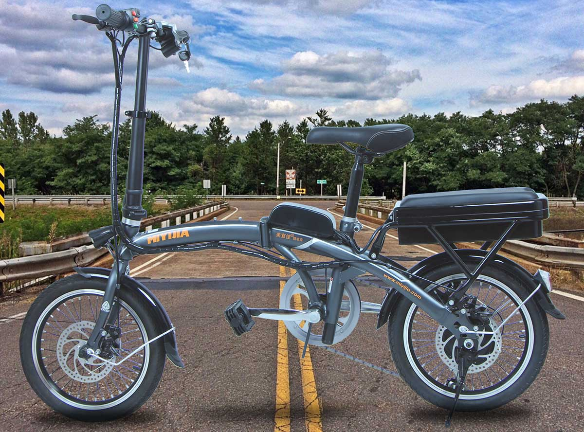 Giantplus-Electric Bicycle For Sale | Fashion Bm1 The Fun Commuting Ebike-1