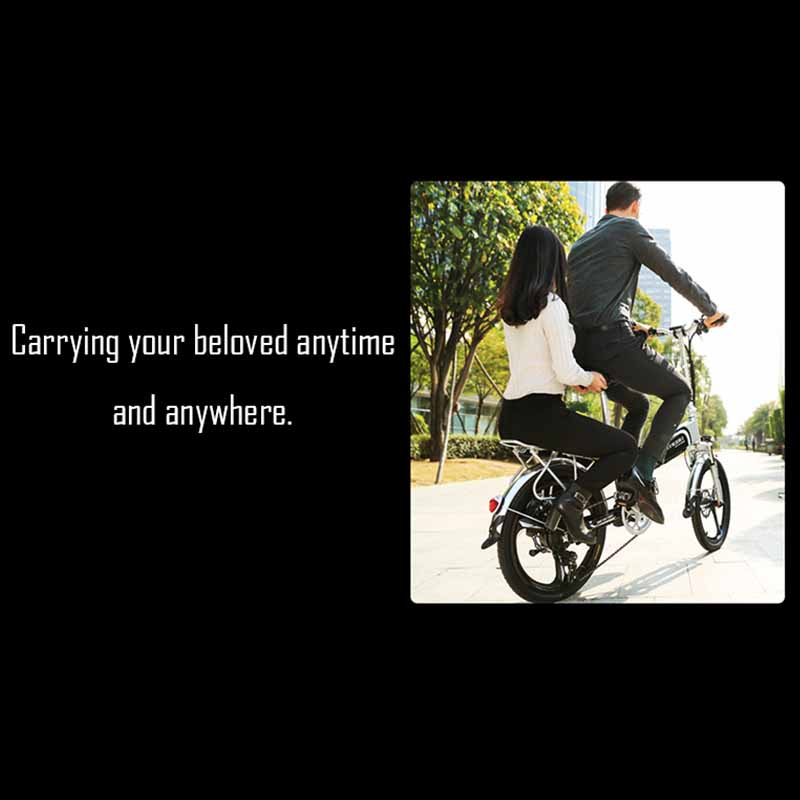 Giantplus-High-quality Fast Electric Bikes For Sale | Gs1 The Mini Electric Folding Bike-16