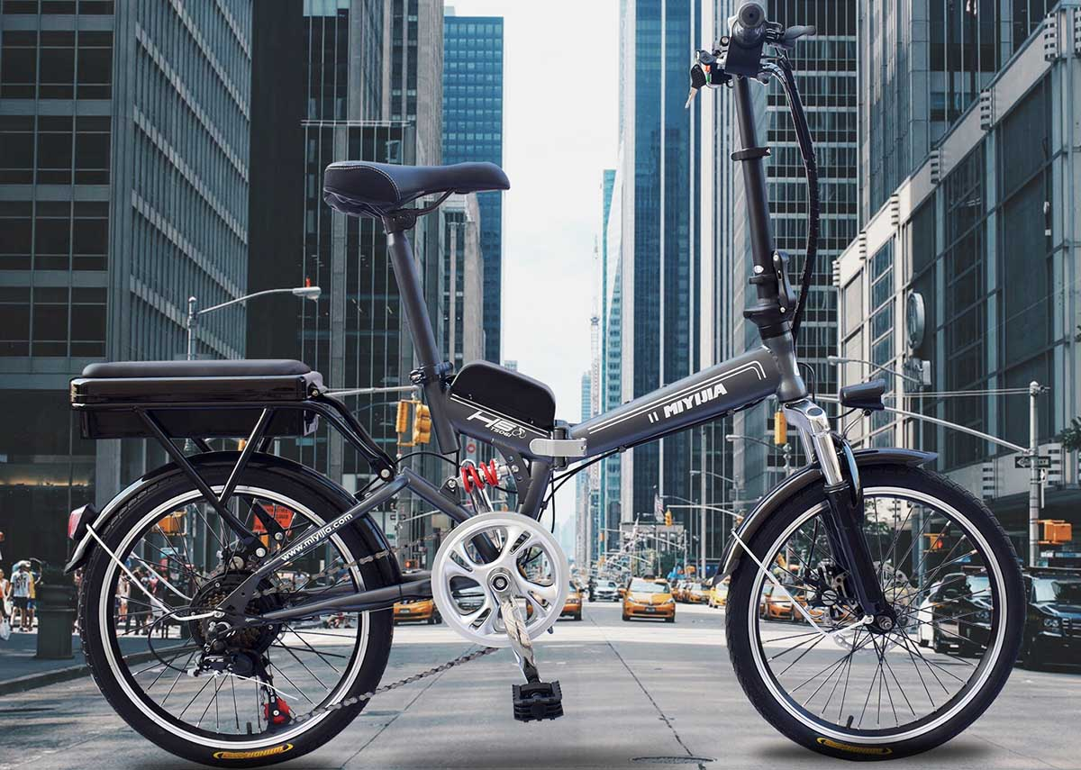 Giantplus-Fastest BM2 The crossing town commuting electric bicycle for sale