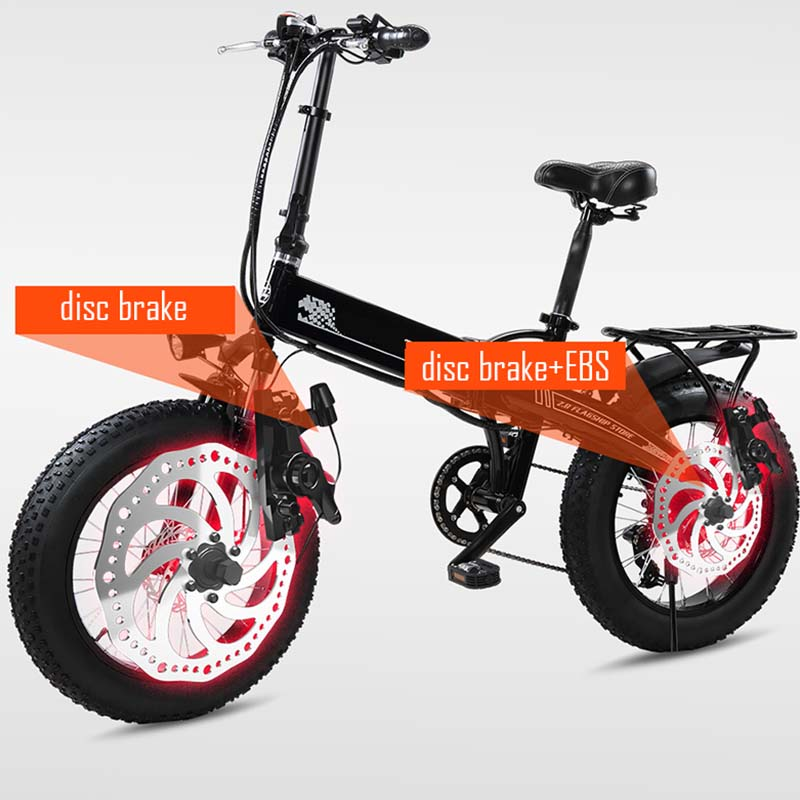 Giantplus-New Electric Bike, Bm3 The Snow Commuting Electric Bike For Adults-12