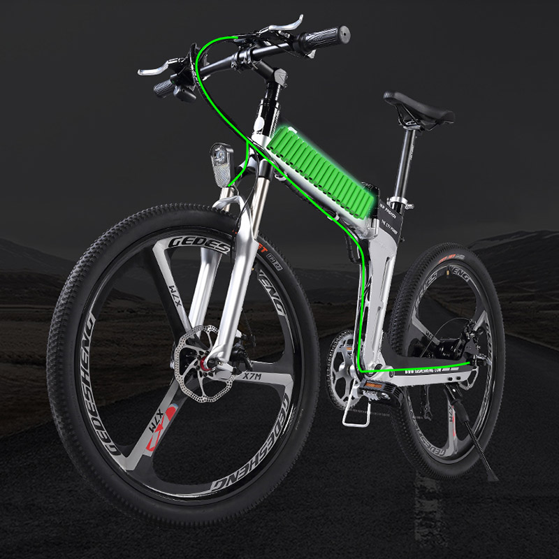 Giantplus-Electric Bicycles For Sale, Latest Bm4 The Coolest Electric Mountain Bike-4