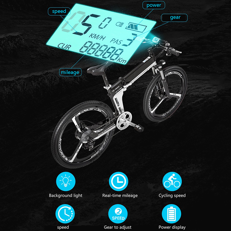 Giantplus-Electric Bicycles For Sale, Latest Bm4 The Coolest Electric Mountain Bike-10