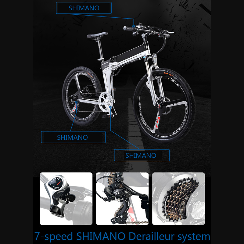 Giantplus-Electric Bikes For Adults | Bm4 The coolest electric mountain bike-11