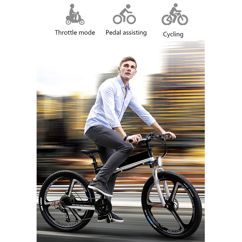Giantplus-Electric Bicycles For Sale, Latest Bm4 The Coolest Electric Mountain Bike-24
