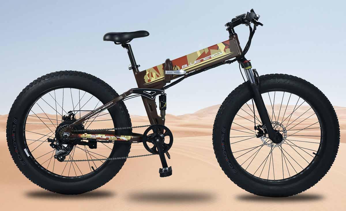 Giantplus-Lithium Battery Power Bm5 terrain electric bike For Sale