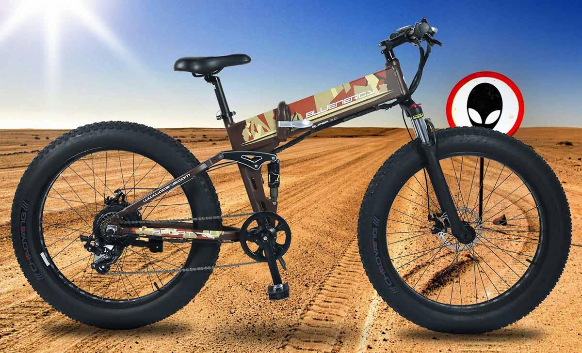Giantplus-Lithium Battery Power Bm5 terrain electric bike For Sale-1