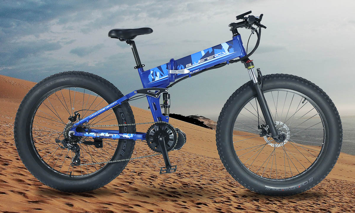 Giantplus-Find BM6 The mid drive electric mountain bike From Giantplus