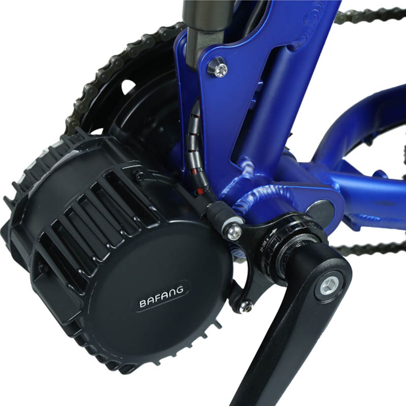 Giantplus-Find BM6 The mid drive electric mountain bike From Giantplus-19