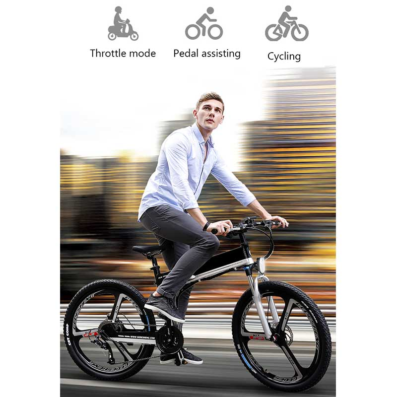 Giantplus-Fastest Electric Bicycle, Hot Sale Bm8 The Magnesium Electric Bike-21