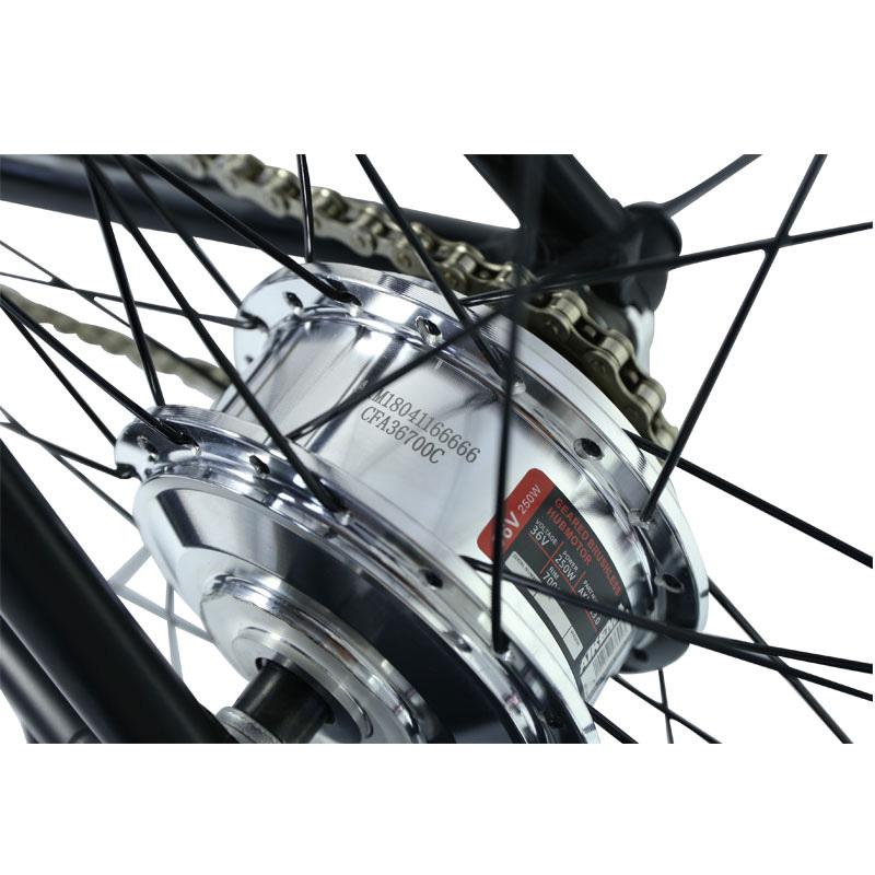 Giantplus Brand foldable fashion terrain electric bike distributors crossing