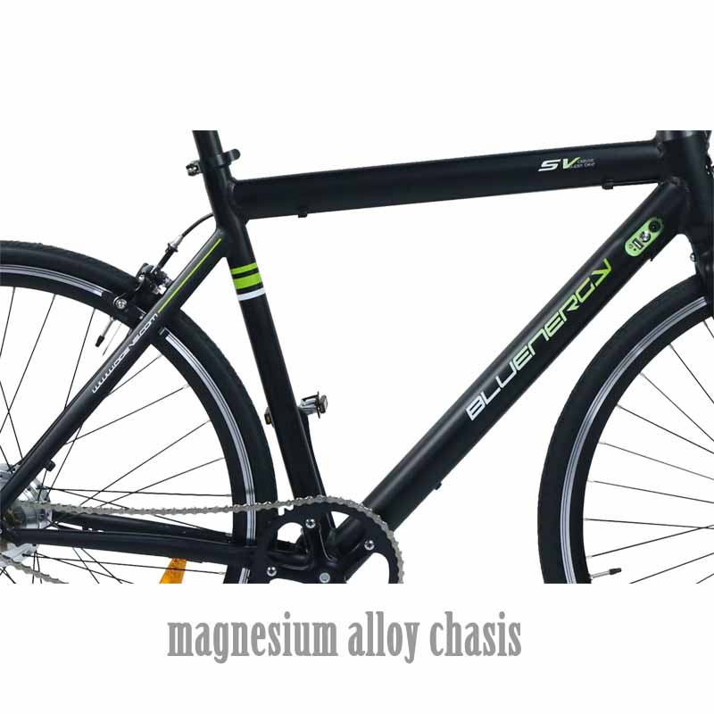 Giantplus-Fastest Electric Bicycle, Hot Sale Bm8 The Magnesium Electric Bike-12