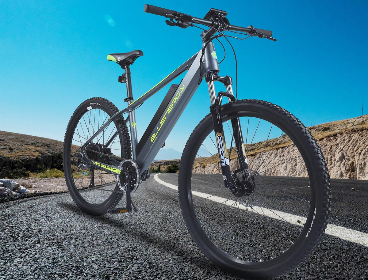 Giantplus-Bm9 The City Commuting Electric Bike | New Electric Bike Company