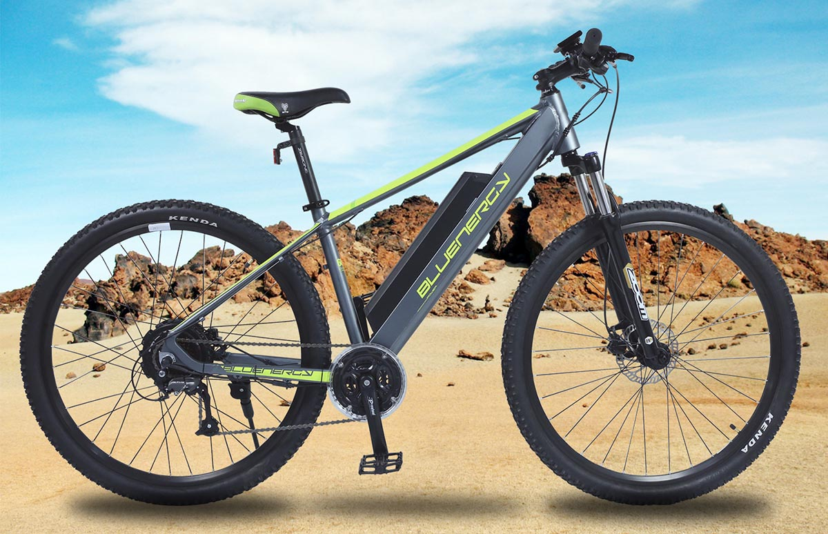 Giantplus-Bm9 The City Commuting Electric Bike | New Electric Bike Company-1