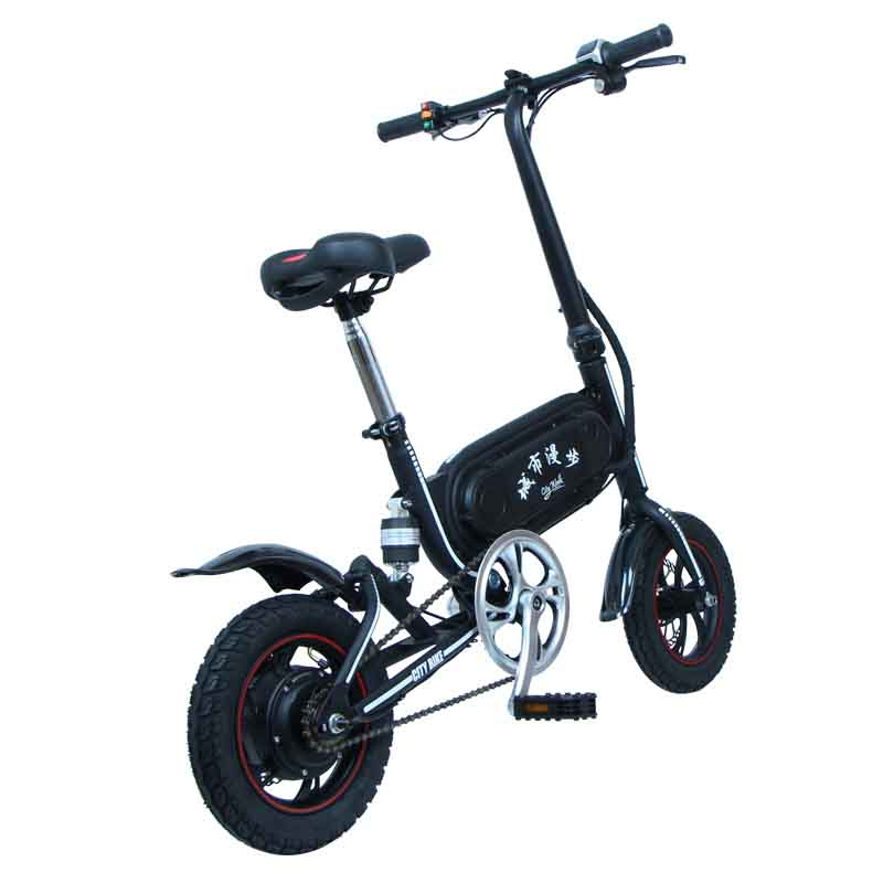 Giantplus-Electric Bicycle Price Manufacture | Best Gs3 Mini Commuting Electric Bike-1