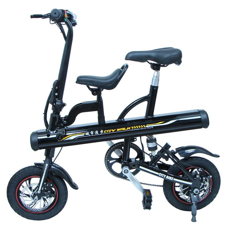 Giantplus-Gs5 Aluminium Electric Bicycle With Two Wheels | Buy Electric Bike Factory-1