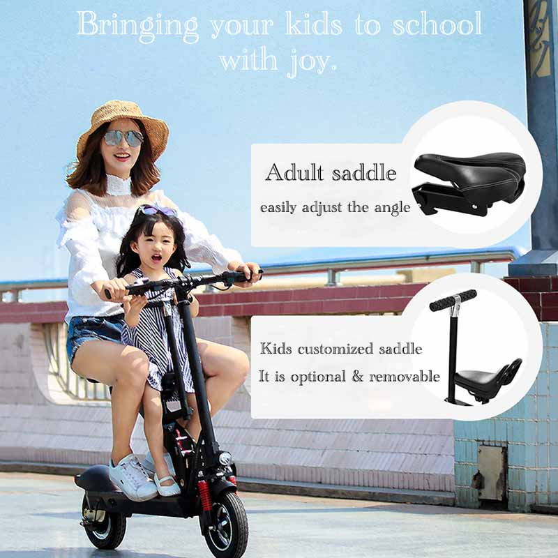 Giantplus-Fast Electric Scooter | T8 Sitting Folding Electric Scooter For Sale - Giantplus-13