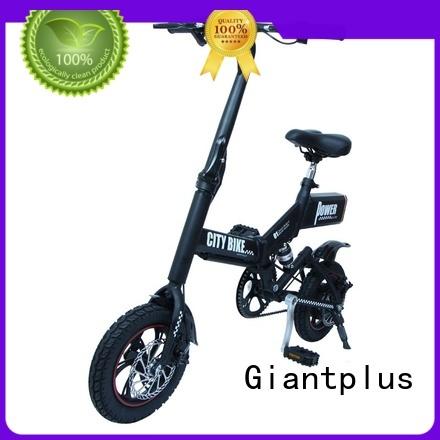 bike blue fun electric Giantplus Brand wholesale e bikes supplier