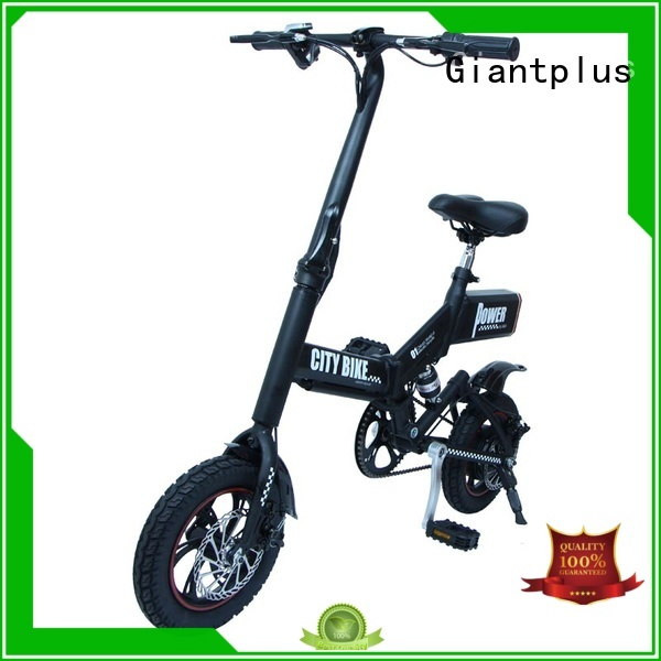 Hot crossing wholesale e bikes coolest red Giantplus Brand