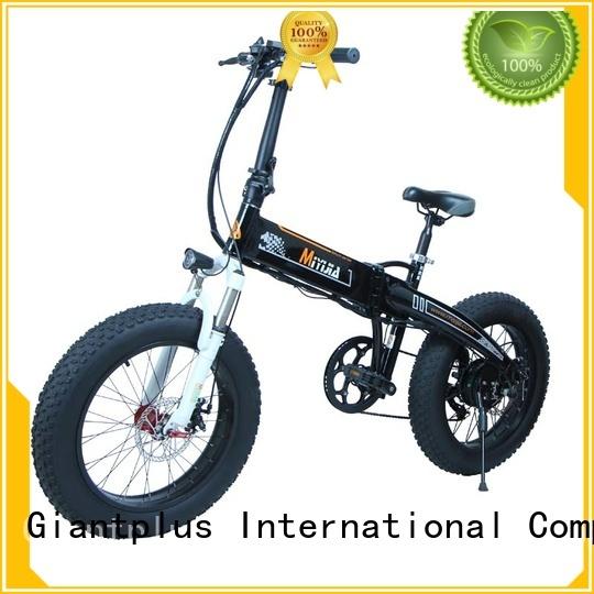 Giantplus Brand red all custom electric bike distributors