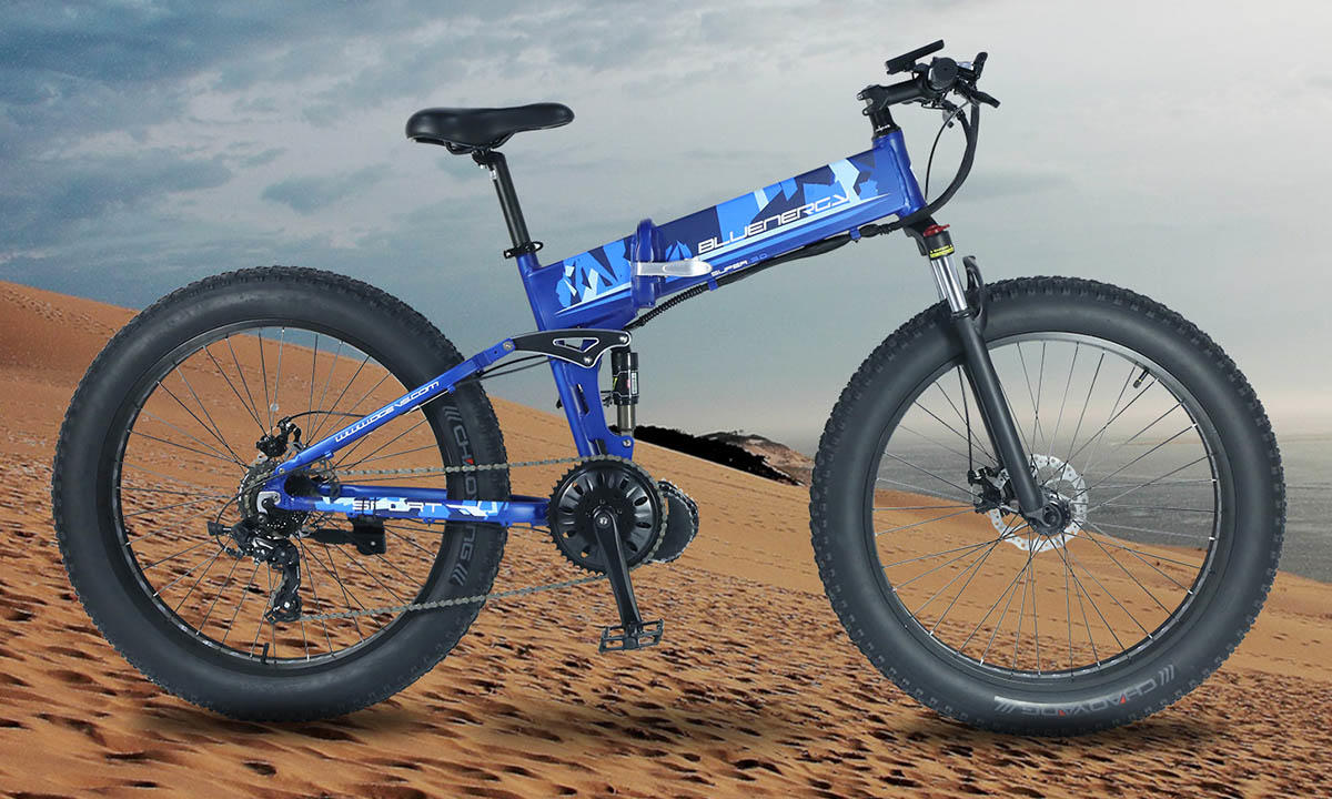 Giantplus-Bm6 The Mid Drive Electric Mountain Bike | Electric Bike Cost Factory