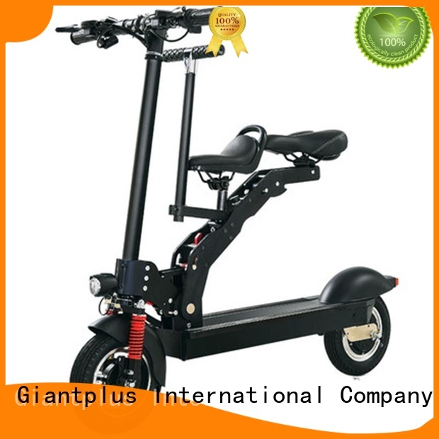 electric scooter wholesale sitting electric scooter manufacturers Giantplus Brand