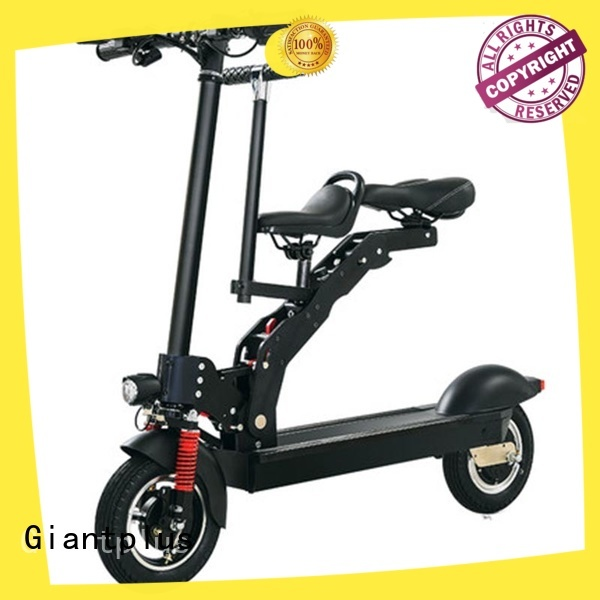 Giantplus portable electric scooters for sale for adults black for adult