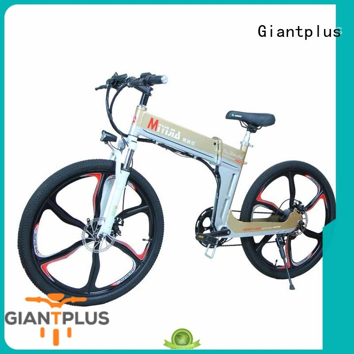 magnesium crossing electric bike distributors ebike bicycle Giantplus Brand