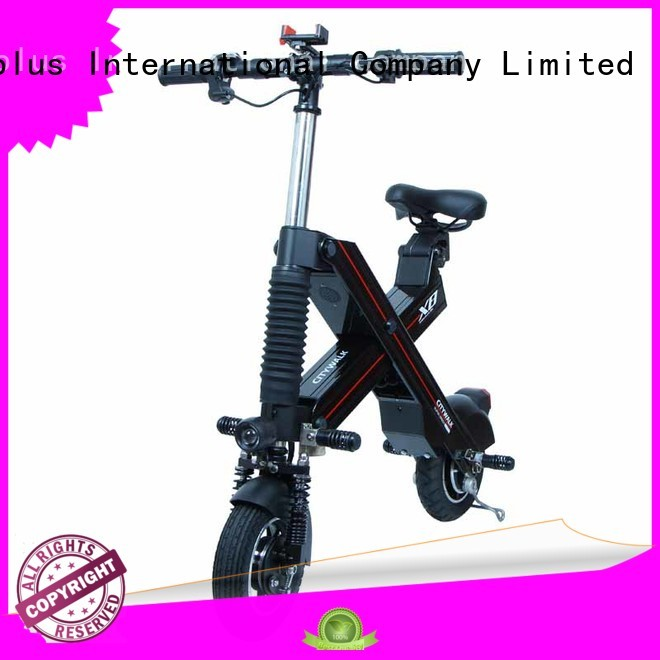 x1 folding electric scooter wholesale battery adult Giantplus Brand