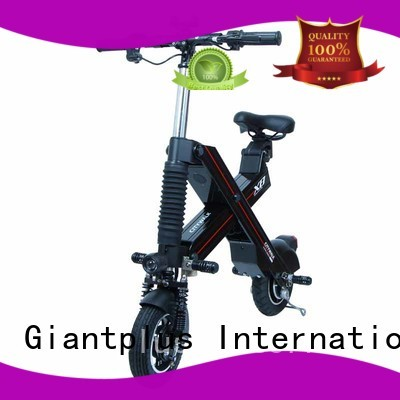 battery black electric Giantplus Brand electric scooter manufacturers