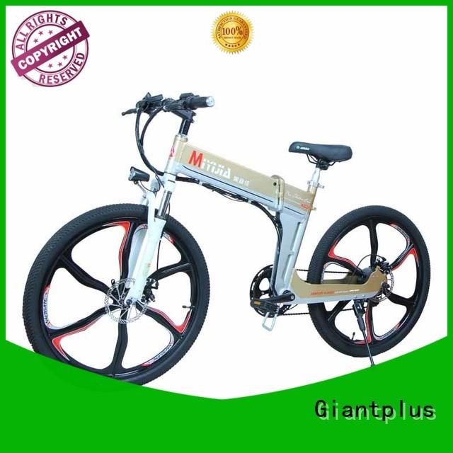 foldable town wholesale e bikes terrain Giantplus Brand company