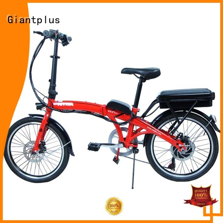 women electric bike distributors blue Giantplus company