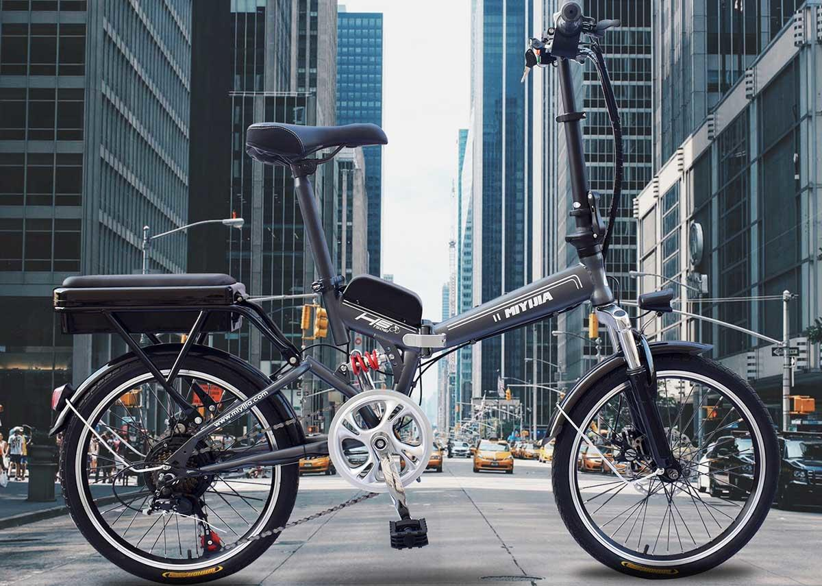 Giantplus-Electric Bicycle Reviews Manufacture | Bm2 The Crossing Town Commuting