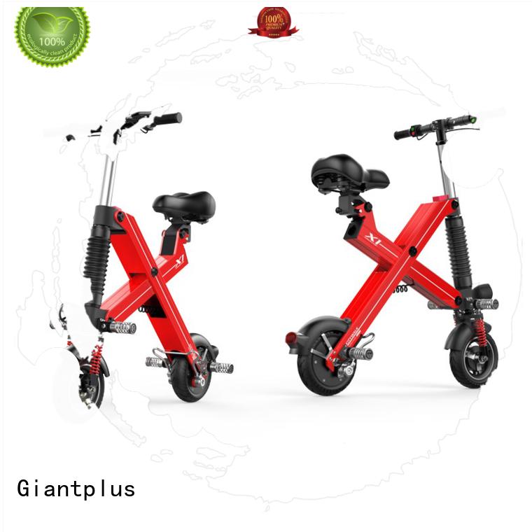 Giantplus x1 2 wheel electric scooter customization for electric bike