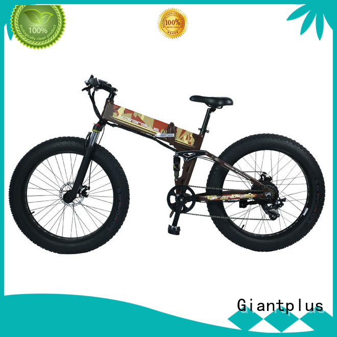 Giantplus Brand sale crossing electric bike distributors mini supplier