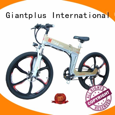 electric bike distributors town ebike magnesium Giantplus Brand company
