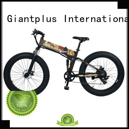 coolest black wholesale e bikes mini Giantplus Brand company