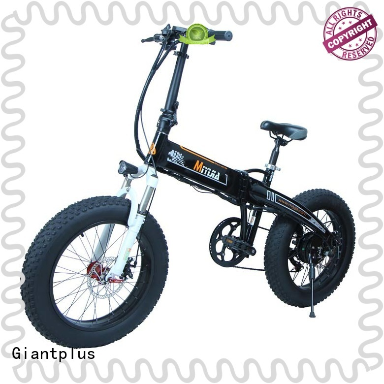 Giantplus latest folding electric bicycle fashion for sport