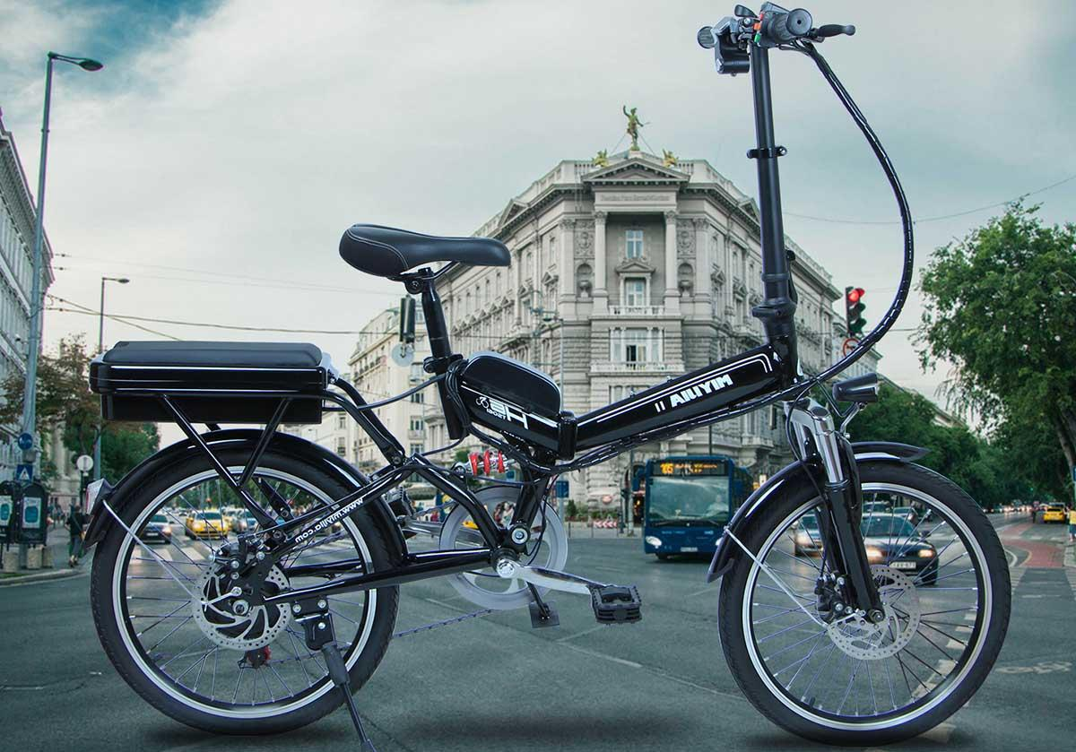 Giantplus-Electric Bicycle Reviews Manufacture | Bm2 The Crossing Town Commuting-1